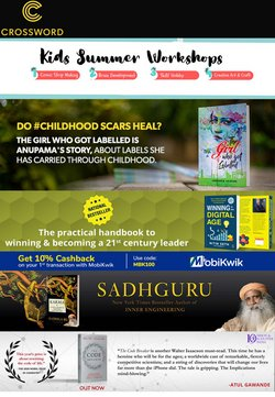 Books & Cinema offers in the Crossword catalogue ( 4 days left)