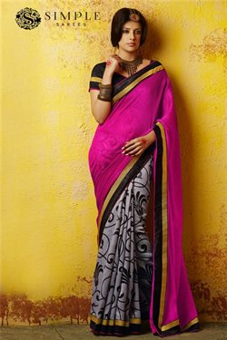 Offers from Simple Sarees in the Delhi leaflet