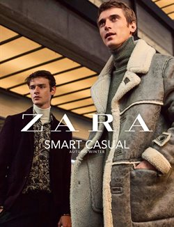 Men's fashion offers in the ZARA catalogue in Delhi