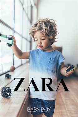 Offers from ZARA in the Surat leaflet