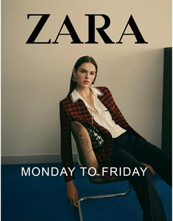 Offers from ZARA in the Mumbai leaflet
