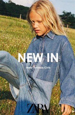 ZARA catalogue ( More than a month)