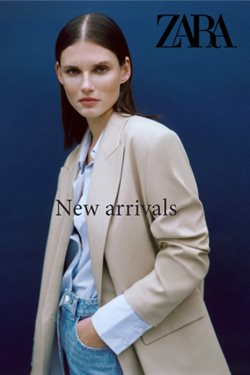 Clothes, shoes & accessories offers in the ZARA catalogue ( 11 days left )