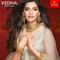 Jewellery offers in the Kalyan Jewellers catalogue in Delhi