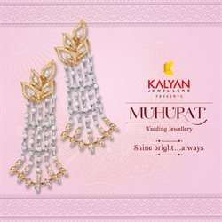 Jewellery offers in the Kalyan Jewellers catalogue in Ahmedabad