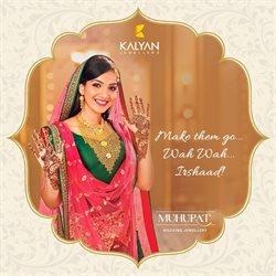 Offers from Kalyan Jewellers in the Delhi leaflet