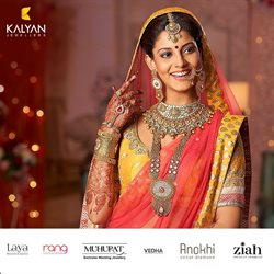 Offers from Kalyan Jewellers in the Bangalore leaflet