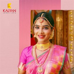 Kalyan Jewellers catalogue ( 10 days left )