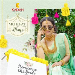 Kalyan Jewellers catalogue ( 9 days left )