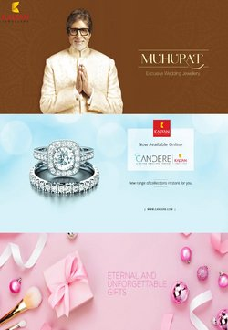 Kalyan Jewellers catalogue ( 3 days ago )