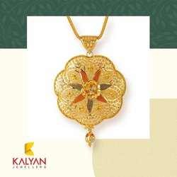 Jewellery offers in the Kalyan Jewellers catalogue ( More than a month)