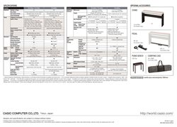 Air conditioner offers in the Casio catalogue in Bhilai