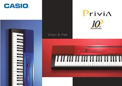Offers from Casio in the Mumbai leaflet