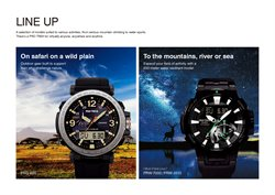 Offers of Safari in Casio