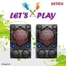 Mobiles & Electronics offers in the Intex catalogue in Jamshedpur