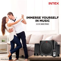 Offers from Intex in the Nanded Waghala leaflet