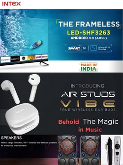 Mobiles & Electronics offers in the Intex catalogue ( 12 days left)