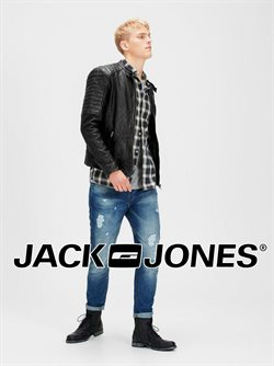 Leather jacket offers in the Jack & Jones catalogue in Delhi