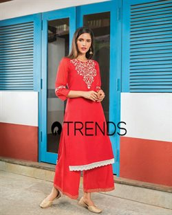 Offers from Reliance Trends in the Delhi leaflet