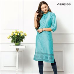 Clothes, shoes & accessories offers in the Reliance Trends catalogue ( 3 days left )
