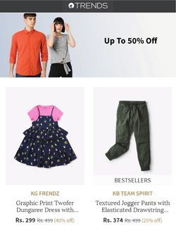 Reliance Trends catalogue ( Expires today)
