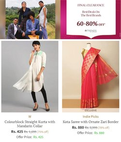 Reliance Trends catalogue ( 1 day ago)