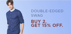 Offers from Reliance Trends in the Bangalore leaflet