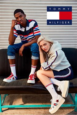 Luxury Brands offers in the Tommy Hilfiger catalogue in Dehradun