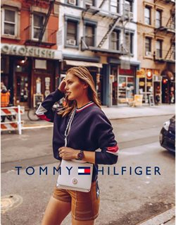 Luxury Brands offers in the Tommy Hilfiger catalogue in Aligarh