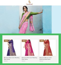 Pavitraa offers in the Pavitraa catalogue ( 5 days left)
