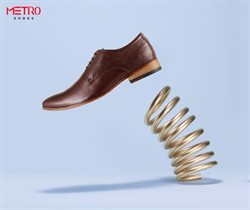 Fashion offers in the Metro Shoes catalogue in Allahabad