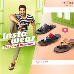 Mantri offers in the Metro Shoes catalogue in Bangalore
