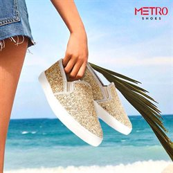 Offers from Metro Shoes in the Hyderabad leaflet