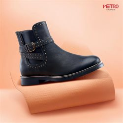 Metro Shoes catalogue in Hyderabad ( More than a month )
