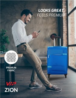 VIP Bags offers in the VIP Bags catalogue ( 11 days left)