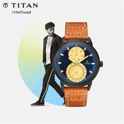 Offers from Titan in the Bangalore leaflet