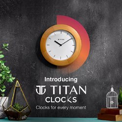 Jewellery offers in the Titan catalogue in Jamshedpur
