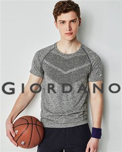 Offers from Giordano in the Mumbai leaflet