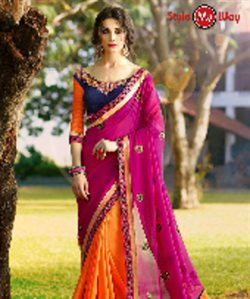 Blouse offers in the Style My Way catalogue in Delhi