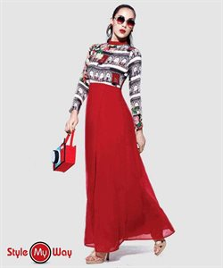 Dress offers in the Style My Way catalogue in Delhi