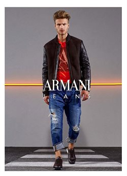 Offers from Armani Jeans in the Mumbai leaflet