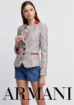 Offers from Armani in the Mumbai leaflet
