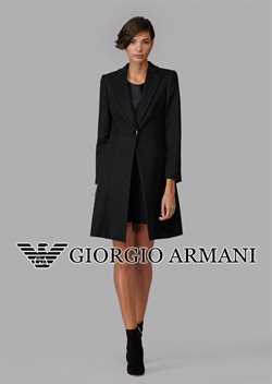 Offers from Armani in the Bhopal leaflet
