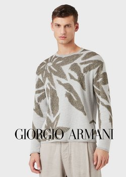 Armani catalogue ( More than a month )