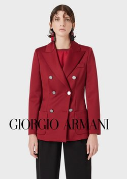Luxury Brands offers in the Armani catalogue ( More than a month )