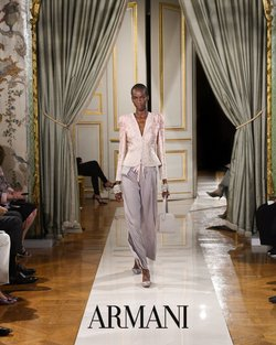 Armani offers in the Armani catalogue ( More than a month)