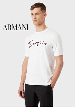 Luxury Brands offers in the Armani catalogue ( More than a month)