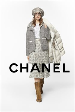 Offers from Chanel in the Bhopal leaflet