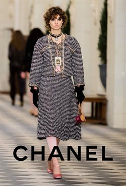 Luxury Brands offers in the Chanel catalogue ( Published today )