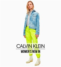 Luxury Brands offers in the Calvin Klein catalogue in Jaipur